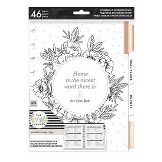 Happy Planner Home Extension Pack (Classic)