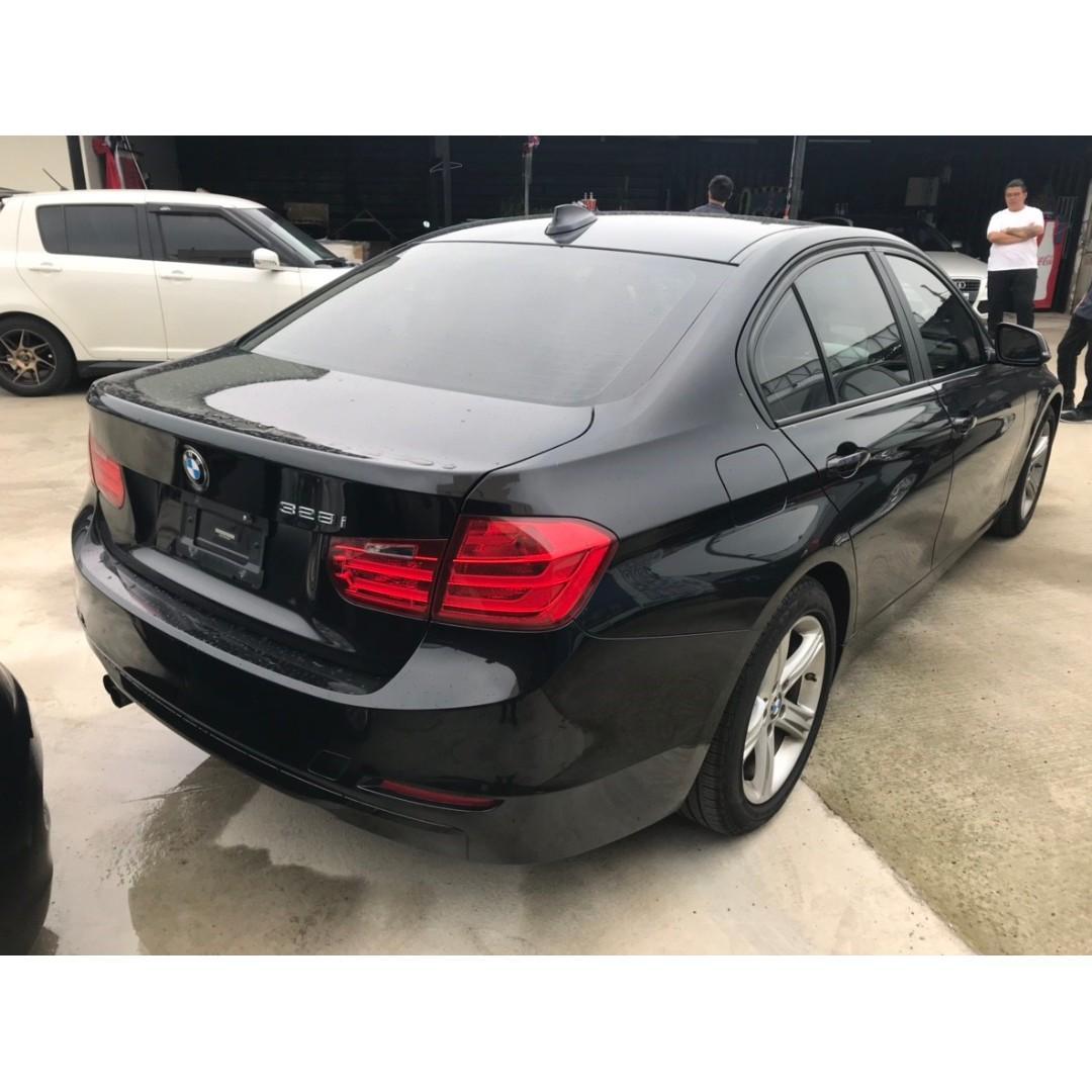 🚨2012年 BMW F30 328I 未領牌 貸款可辦新車利率🚨