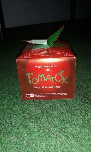 Tomatox  magic massage mask #maujam