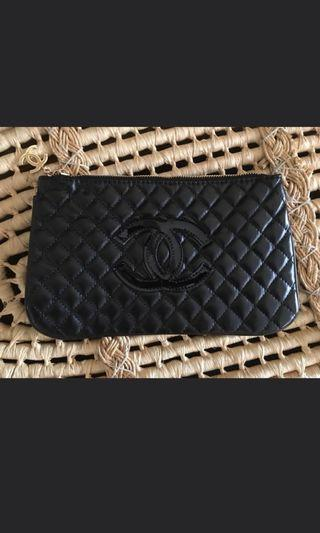Chanel clutch(Complimentary gift)
