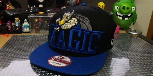 NEW ERA X MARVEL THOR X MAGIC X NBA 帽