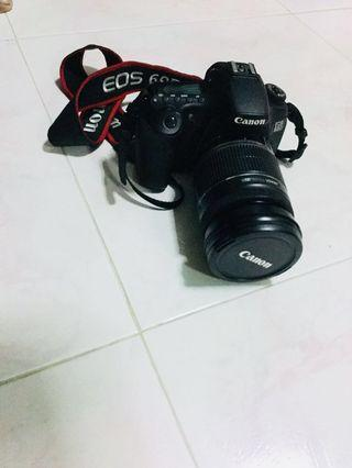 Canon EOS 60D Camera set with accessories(Nego)