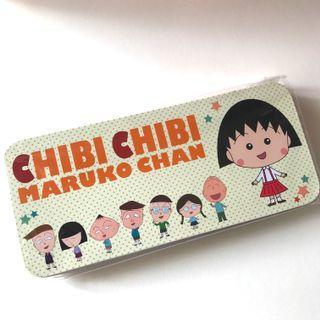 日本直送小丸子筆盒