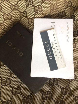 CLASSIC GOOD CONDITION GUCCI BAG