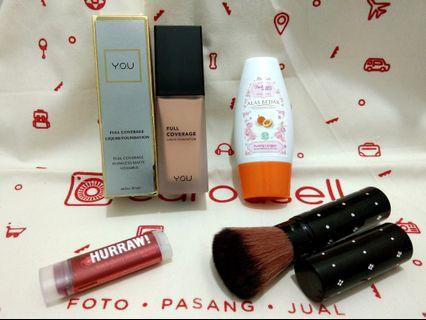 Take all 85RB!! Paket make up 4 in 1