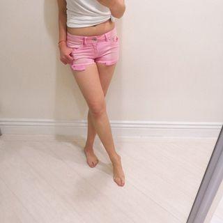 Superdry極度乾燥 牛仔短褲 size:26