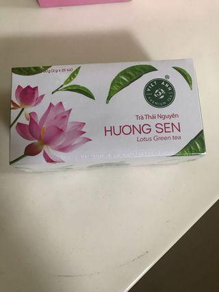 Lotus Seed Tea from Vietnam