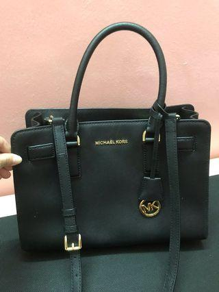 Black Michael Kors Bag - Authentic