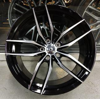 """19"""" After market used rim fitment for VW and Audi"""