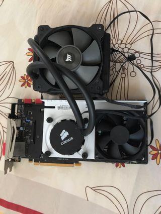 GTX 1080 With Aio Cooler