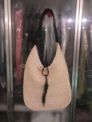 Marks & Spencer Lining Bag 麻布袋