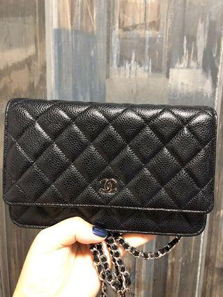 🚚 SOLD - Authentic Chanel WOC