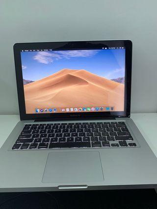 Macbook pro 13 mid 2012