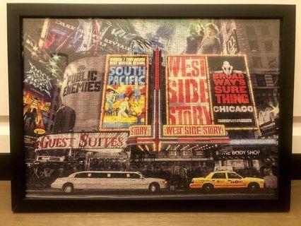 已砌puzzle NEW YORK THEATRE SIGNS