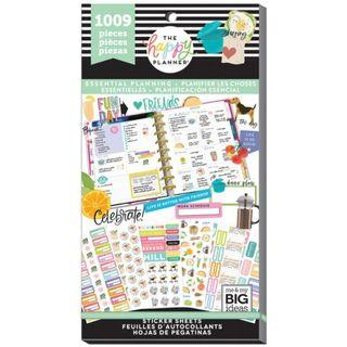 Me and My Big Ideas - Happy Planner Stickers - Essential Planning (Value Pack)