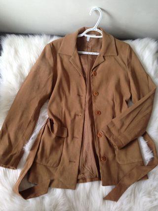 Esprit belted coat