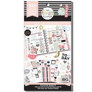Me and My Big Ideas - Happy Planner Stickers - Simply Lovely (Value Pack)