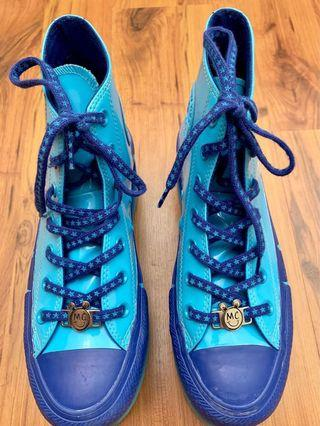 Converse x Miley Cyrus Chuck Taylor All Stars Platform Stars Hi Sneakers
