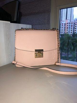 Mango baby pink bag