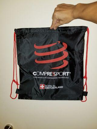 Compressport drawstring bag