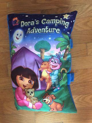 🚚 Dora pillow story book