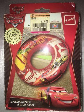 Disney Pixar Cars Swimming Ring float for Children