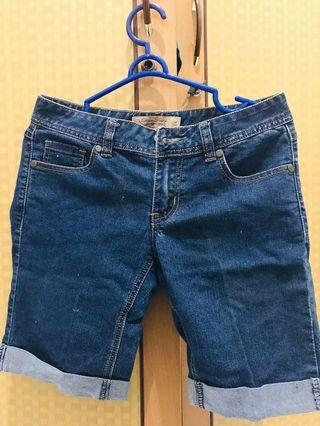 Celana Pendek Jeans cache cache