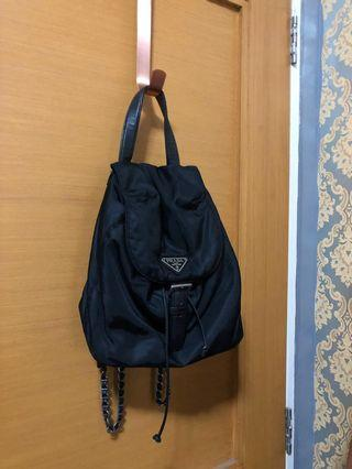 8d1455c81eaa Small Prada Backpack