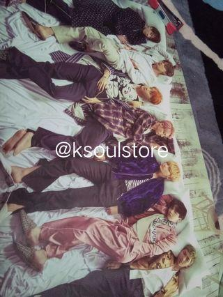 (wts) BTS OFFICIAL POSTER
