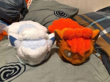 Authentic Vulpix/Alolan