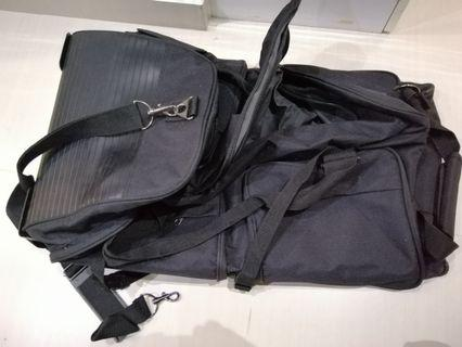 Heavy Duty Sling Backpack Bag