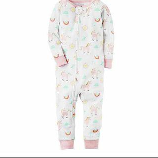 Sleepsuit baby girl carter's