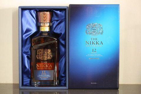[discontinued] Nikka Premium Blended Whisky 12 Years Old