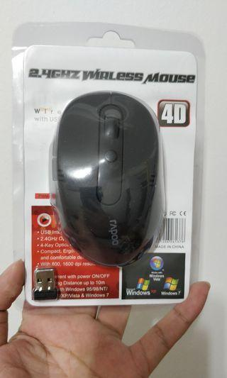 🚚 Brand new rapoo 7100 2.4GHz Wireless Mouse