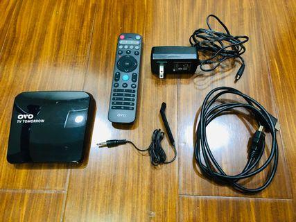 🚚 OVO B01S 電視盒