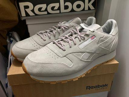 Reebok x Kendrick Lamar Neutral Red Blue Classic Leather US 10.5