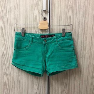 Voir jeans short