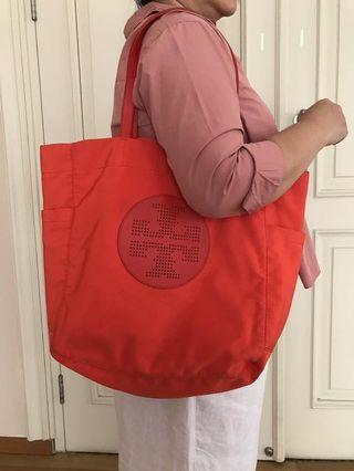 Tory Burch Orange Bag (Large)