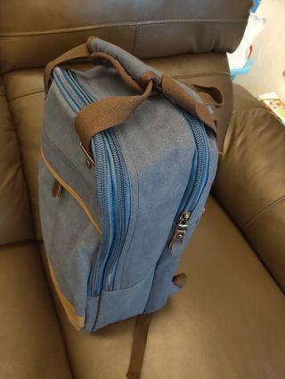 Korean Trendy Man's Backpack
