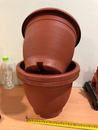 Flower pot for sales diameter 27cm