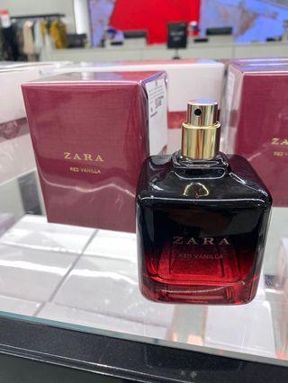 Zara Parfum Red Vanilla