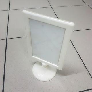 [NEW] 4 PCS TABLE DISPLAY STAND FRAME