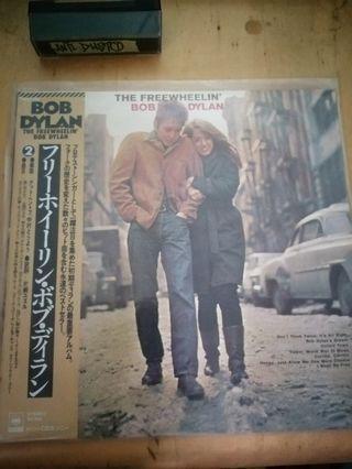 Bob Dylan - the freewheelin LP
