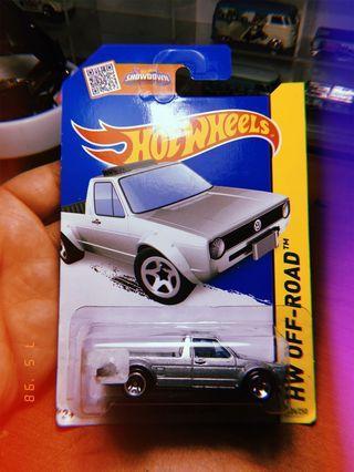 Hotwheels VW CADDY