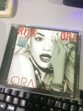 Rita Ora Album