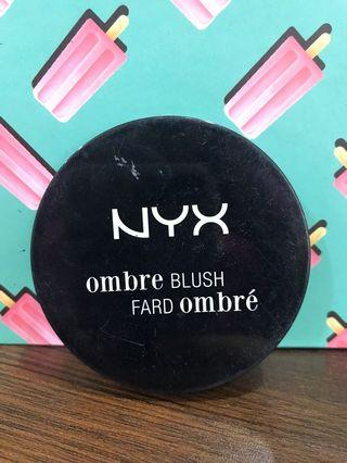 Nyx blush on ombre