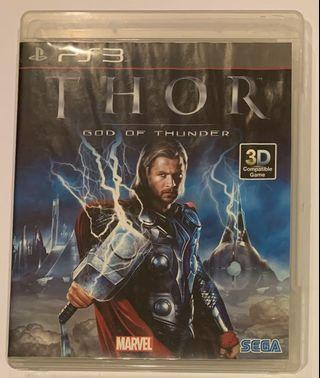 🚚 PS3 - THOR God of Thunder