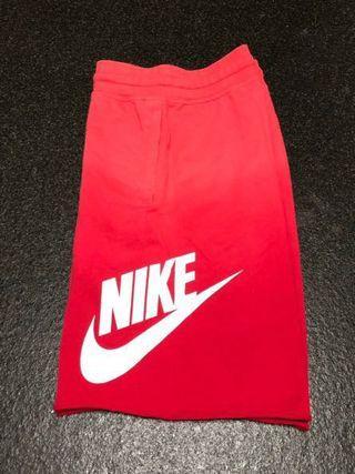 Nike Swoosh 短棉褲