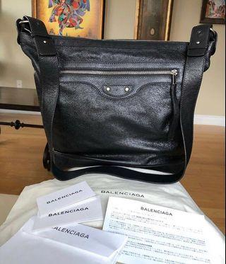 AUTHENTIC BALENCIAGA ARENA CROSSBODY BAG