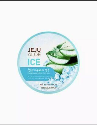 Authentic Jeju Aloe Ice